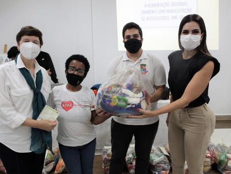 Niterói Solidária atinge marca de 42 toneladas de doações