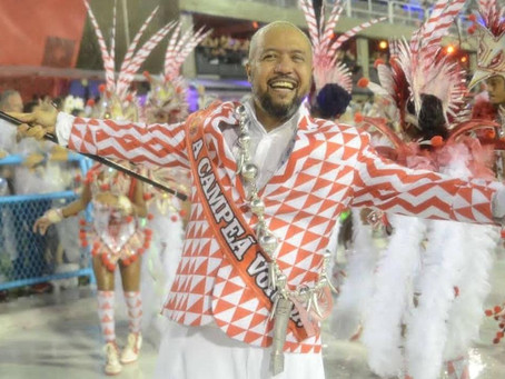 Sem desfiles para bilhar, Diretor da Viradouro vê samba como lição de vida