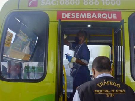 Prefeitura de Niterói fiscaliza Terminal João Goulart após registros de aglomerações