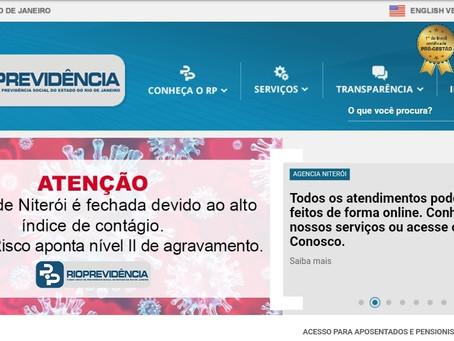 Agência do RioPrevidência em Niterói é fechada por 'alto índice de contágio'