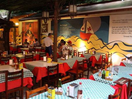 Seu Antônio do Cafubá denuncia que nome do restaurante foi usado por golpistas