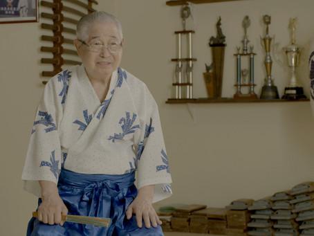 História do Kamikaze que viveu e deu aulas de karatê em Niterói vira filme