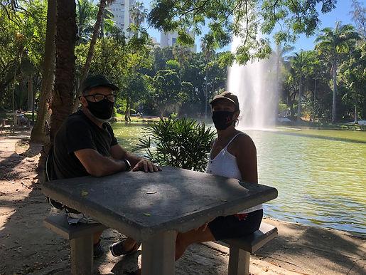 Niterói reabre praças e parques, depois de 90 dias de isolamento