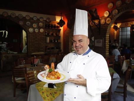 Chef do Da Carmine vê situação da cidade pelas páginas do A Seguir: Niterói