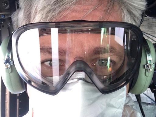 """""""Estamos fazendo história"""", diz médico que testa vacina contra Covid em Niterói"""
