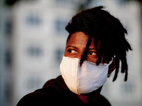 Entregador se sente mais valorizado na pandemia em Niterói