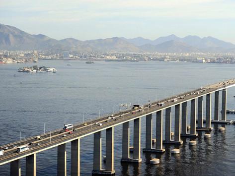 Ecoponte prevê 1 milhão de veículos na Ponte no feriadão de 7 de setembro