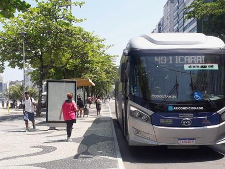 A Seguir, o ônibus elétrico: silencioso, sem pane e sem fumaça