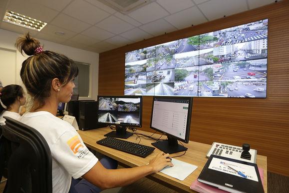 Big Brother Niterói: cidade tem 212 câmeras captando o que acontece nas ruas