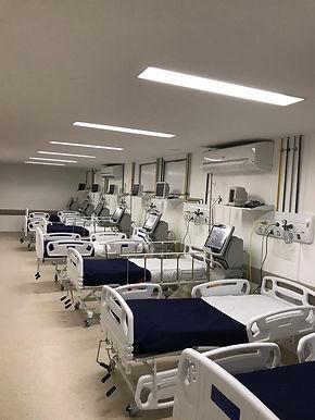 Hospitais privados de Niterói têm taxa de ocupação abaixo de 50%