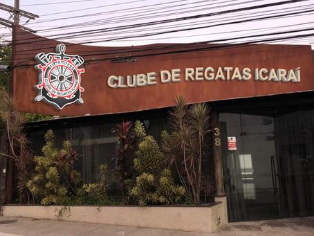 'O Regatas Icaraí permanece e expande', diz presidente do clube