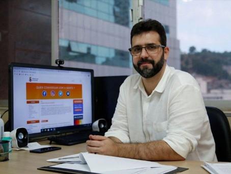 'Jornalismo comprometido com a verdade e a vida', diz Rodrigo Oliveira no aniversário do A Seguir