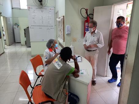 Vereador de Niterói denuncia falta de profissionais de saúde no Médico de Família