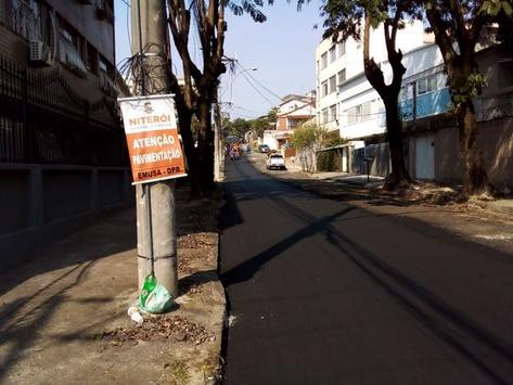 Prefeitura acelera obras de recapeamento nos bairros