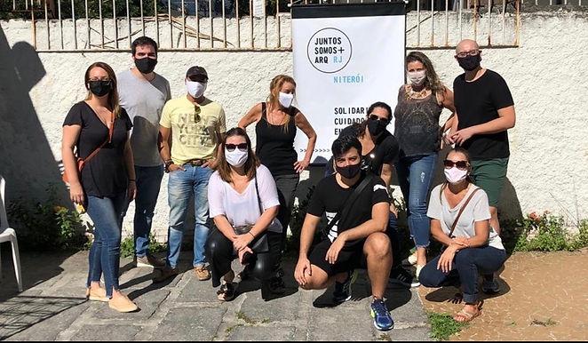 Domingo é dia de fazer o bem na pandemia em Niterói