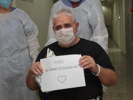 Taxa de ocupação de leitos de Covid melhora em Niterói