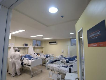 Rede SUS de Niterói tem o menor número de pacientes Covid de toda a pandemia