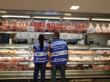 Variação de preços de alimentos pode chegar a 151% em mercados de Niterói