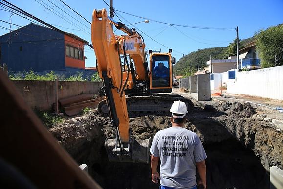 Novas obras na Região Oceânica, em Niterói