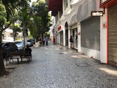 Niterói mantém restrições por mais uma semana