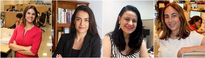 Mulheres comandarão a área econômica de Niterói na gestão de Axel Grael