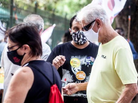 Votos em branco e nulos ultrapassam votação do  2º colocado em Niterói