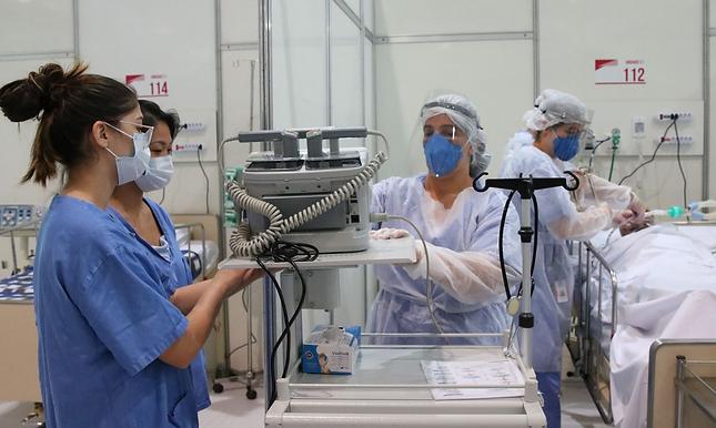 Niterói tem recorde de internações no SUS no fim de semana: 205 hospitalizados