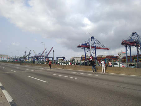 Ventos de 65Km/h fecham a Ponte Rio-Niterói na tarde desta terça-feira