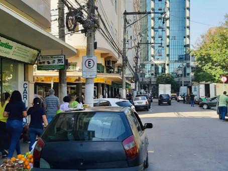 Vereador encaminha ofício para a Prefeitura por cobrança indevida de estacionamento em Niterói