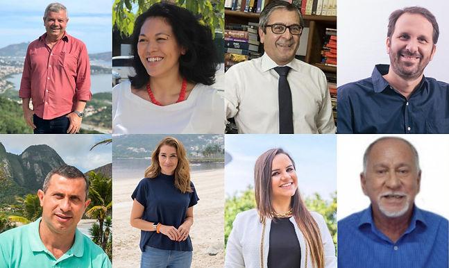 Niterói, uma cidade à procura de um Prefeito; veja quem são os candidatos