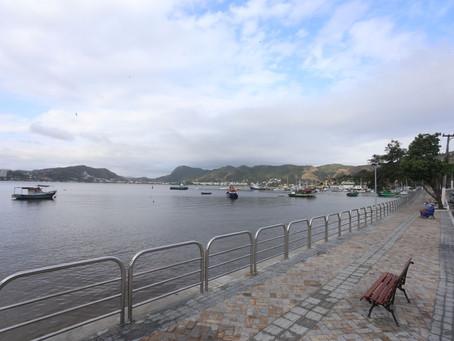 Onda de frio que fez nevar no Sul chega a Niterói, com mínima de 12ºC
