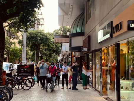 Comércio em Niterói: 'Foi um baque fechar'; morador ainda evita lojas