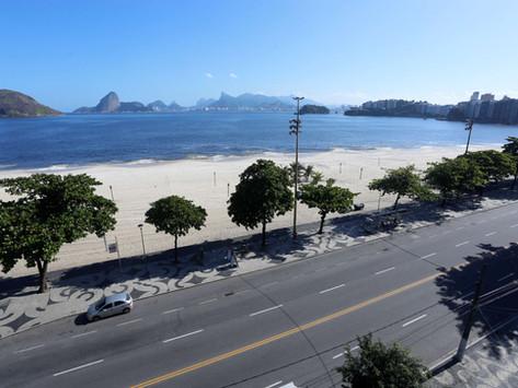 Sol reaparece em Niterói a partir de sexta, e termômetros sobem no fim de semana