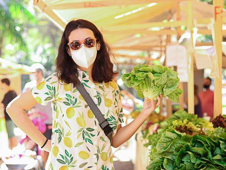 Todo dia é dia de feira: nova forma de se relacionar com alimentação resgata o comércio em Niterói