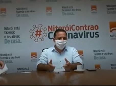 Volta às atividades em Niterói depende do comportamento da população