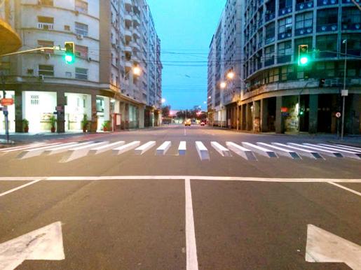 Niterói planeja reforma das calçadas na Avenida Amaral Peixoto