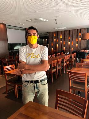 Restaurantes de Niterói só vão reabrir com novos serviços e cuidados na pandemia