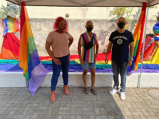 Centro de Cidadania LGBTI de Niterói é transferido para casarão no Ingá