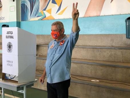 Eleitor niteroiense renova mais de 40% da Câmara Municipal