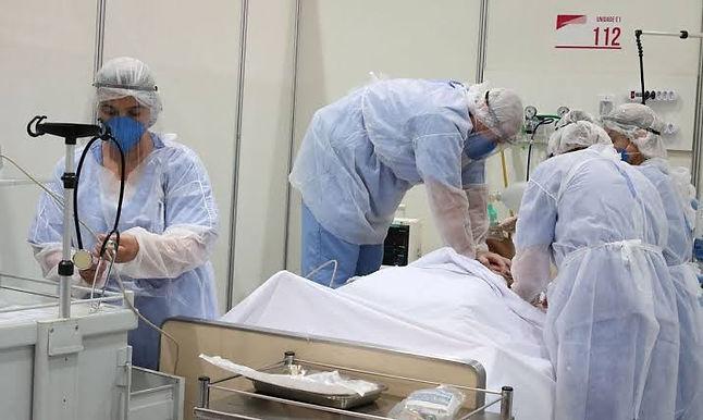 Covid-19 já matou 50 médicos apenas no Estado do Rio