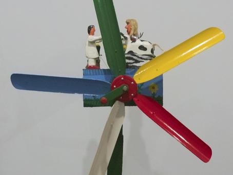 Exposição no Museu de Arte Popular: 'Tudo que se move é sagrado'