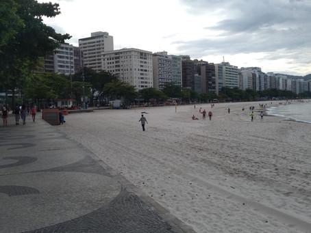 Defesa Civil de Niterói emite aviso de chuva forte para as próximas horas