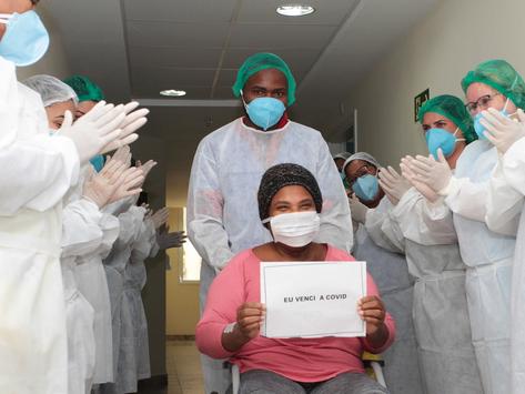 Hospital Oceânico de Niterói será usado também para tratar sequelas da Covid