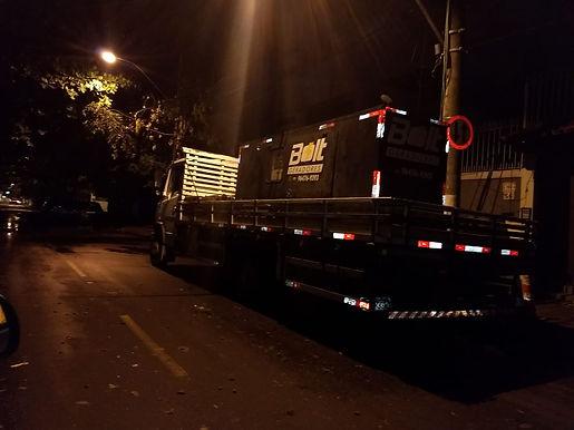 Enel reestabelece serviço em São Francisco, depois das chuvas