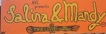 Salina & Mandy Twin Lovers (Leafers)