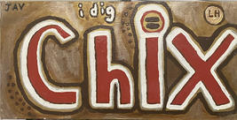 I dig Chixs (LH)