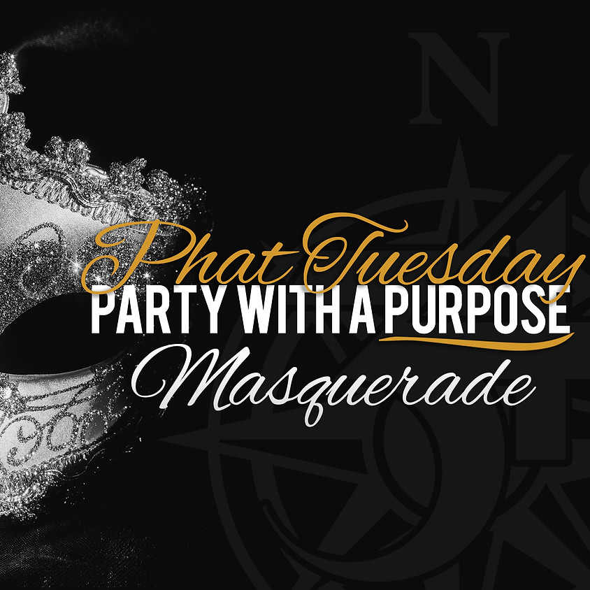PHat Tuesday Masquerade Party