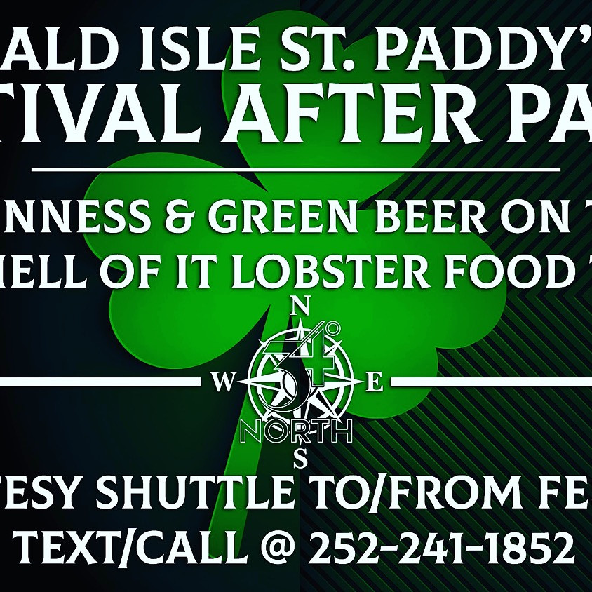 St. Paddy's Day After Party
