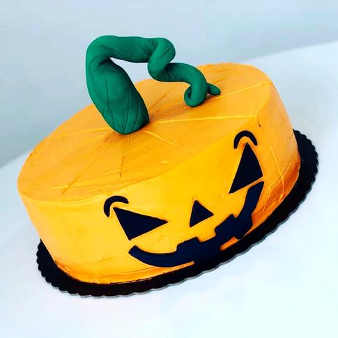 Bolo Personalizado - Halloween