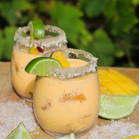 Mango & Lime Colada